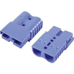 Konektor pro vysokoproudé baterie, 120 A TRU COMPONENTS 1229374, modrá, 1 ks