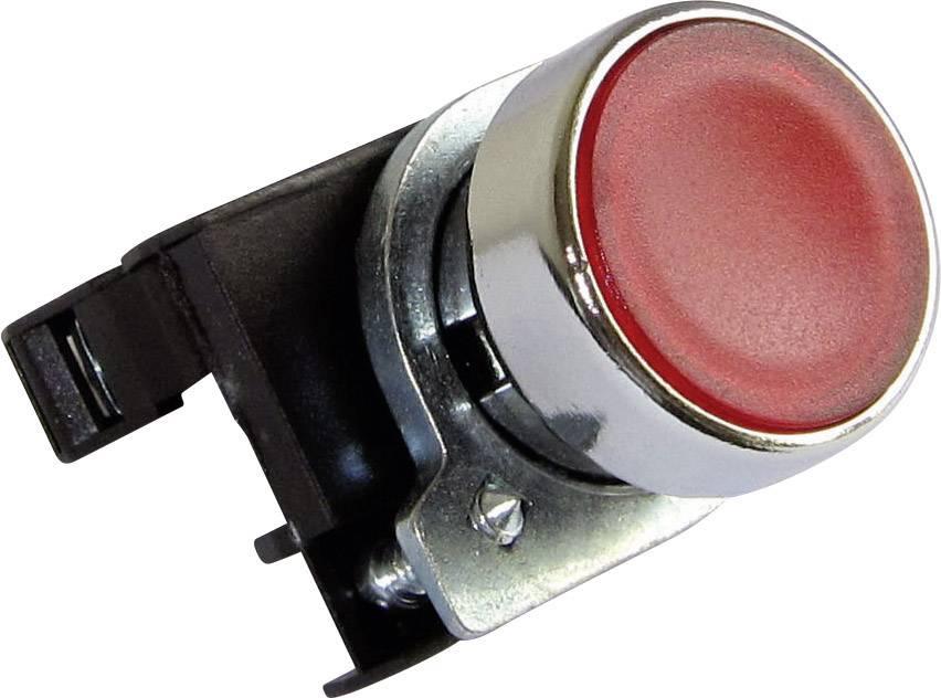 Stláčacie tlačidlo EMAS CM200DK, červená, 1 ks