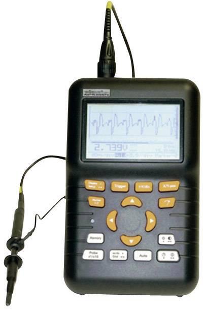Ručný osciloskop Velleman HPS50, 12 MHz, 1-kanálový