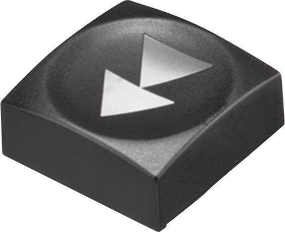 Ochranná krytka Würth Elektronik 714401003, černá, 1 ks