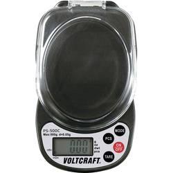 Kapesní váha Voltcraft PS-500C, 500 g