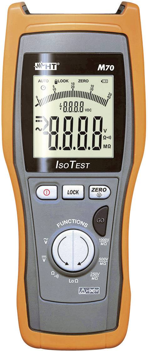 Tester izolácie HT Instruments M70, 1004020