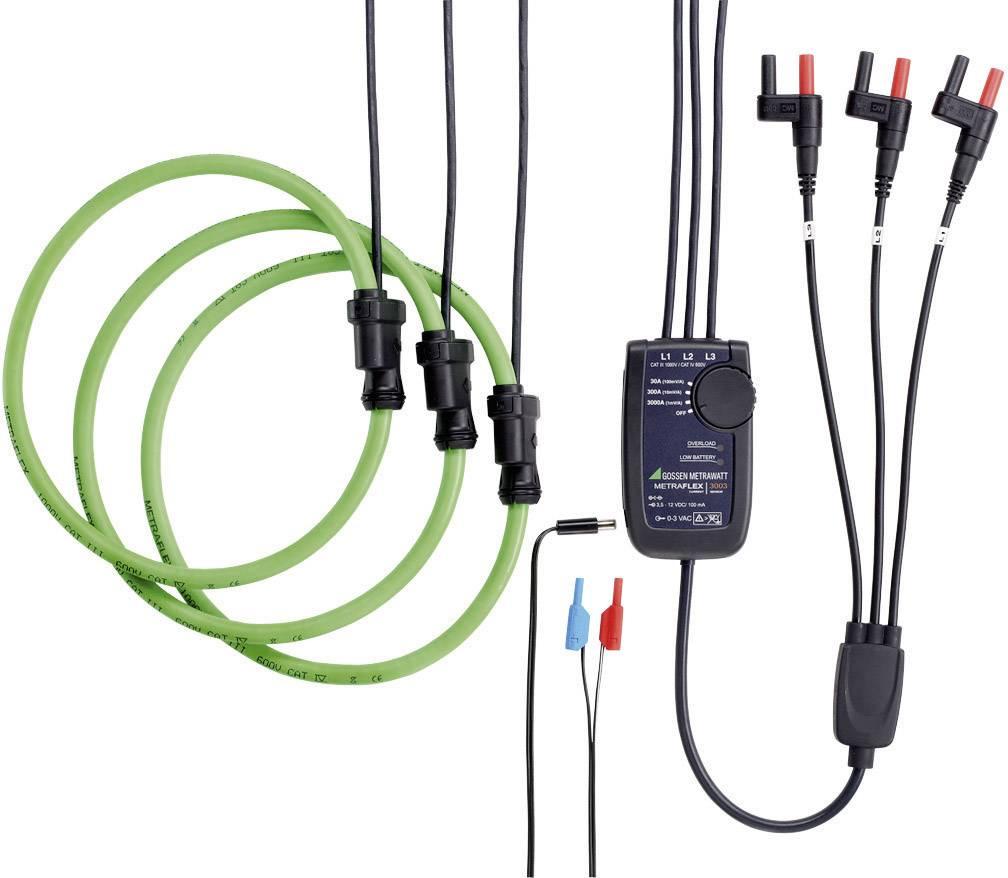 Kliešťový prúdový adaptér Gossen Metrawatt Metraflex 3003