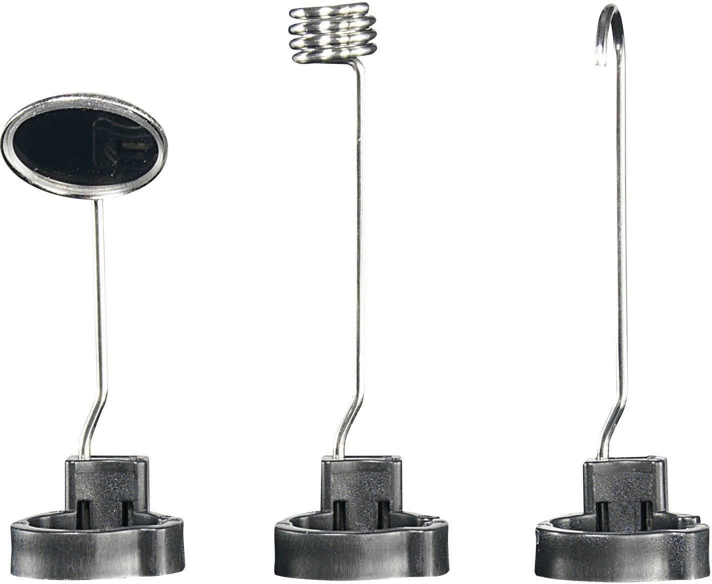 Príslušenstvo pre sondy Voltcraft s Ø 9.8 mm - zrkadlo, magnet, háčik