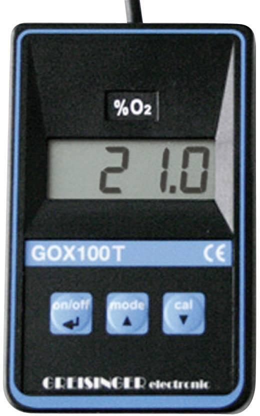 Merač koncentrácie kyslíka Greisinger GOX 100 T