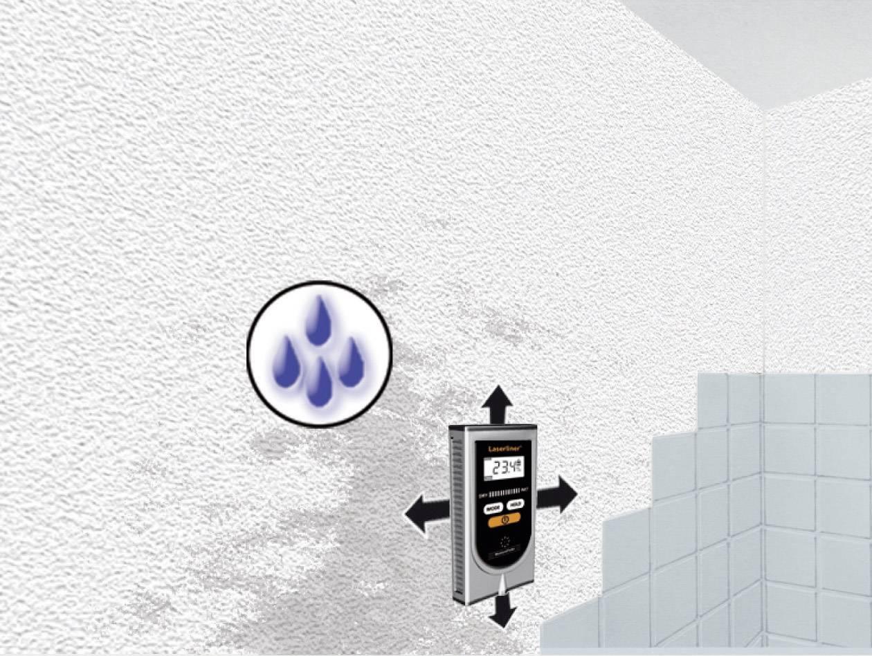 Merač vlhkosti materiálu Laserliner MoistureFinder