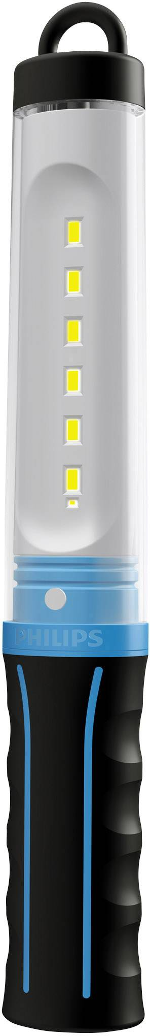 Vysokovýkonové LED pracovné osvetlenie Philips 39060531 RCH10, napájanie z akumulátoru