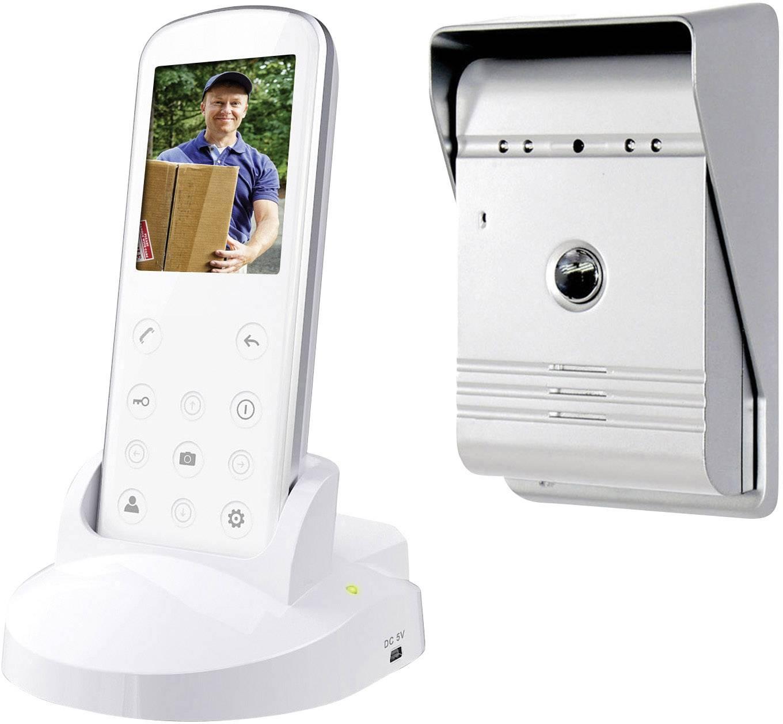 Radiový domovní video telefon Smartwares VD36W