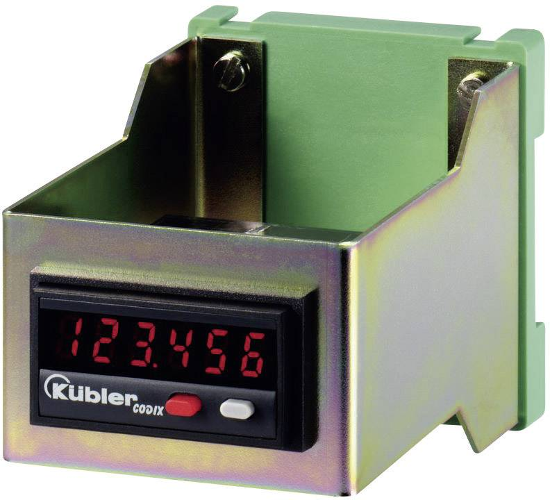 Držiak na DIN lištu Kübler G.300.004 pre vstavané moduly