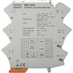 Univerzální izolační zesilovač JUMPFLEX® WAGO 2857-401 1 ks