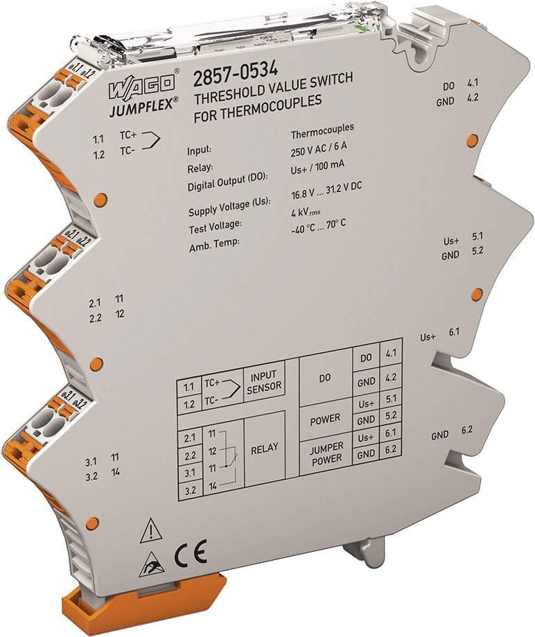 TC-přepínač mezních hodnot WAGO 2857-534 1 ks