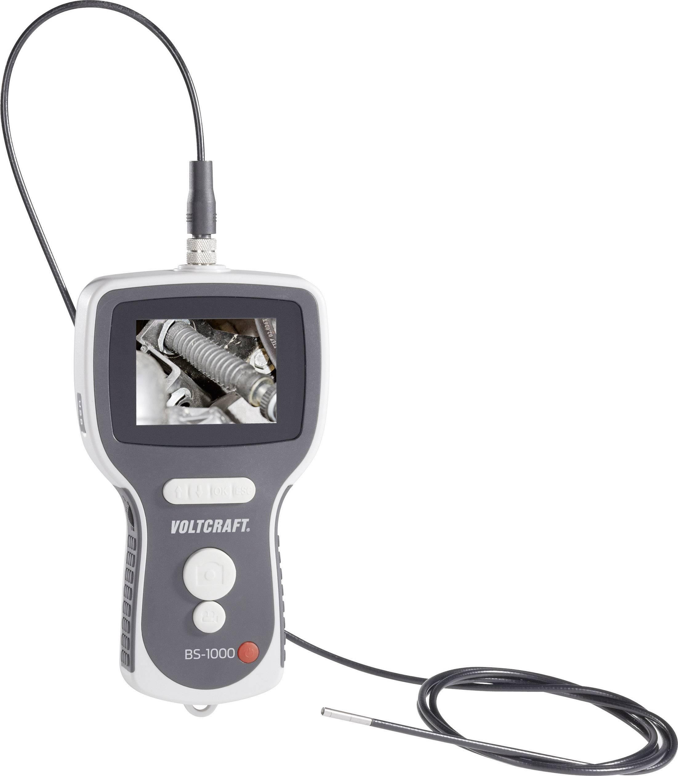 Endoskopické kamery