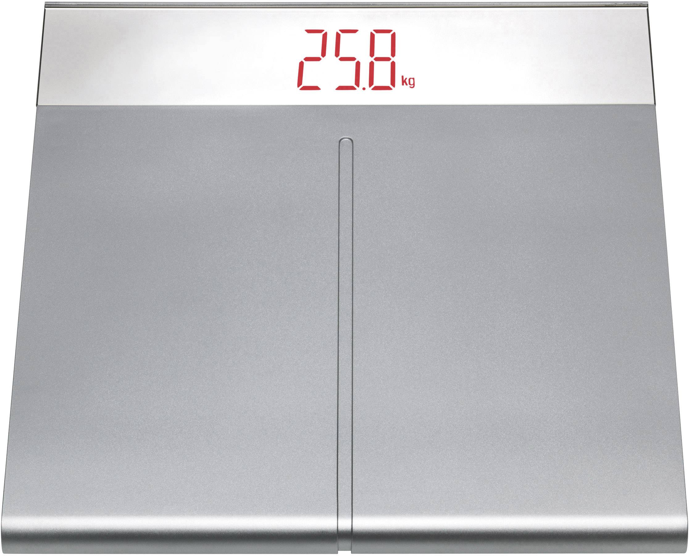 Osobní váha TFA 50.1001.54, 150 kg, stříbrná