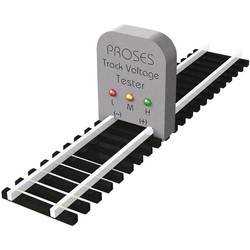 Proses PVT-001 H0, 00, Z , N , TT zkoušečka napětí 2vodičová kolej