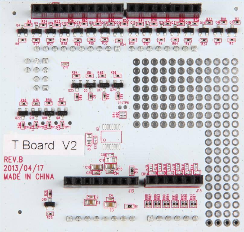 Doska Voltage Translation pre pcDuino, PCD-VTBOARD2, 5 V