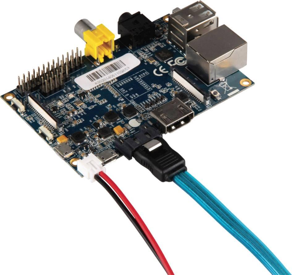 Datový a napájecí kabel pro SATA disk Banana Pi-Sata