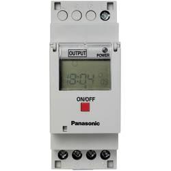 Spínací hodiny na DIN lištu Panasonic TB6210187, TB6210187, 1 ks