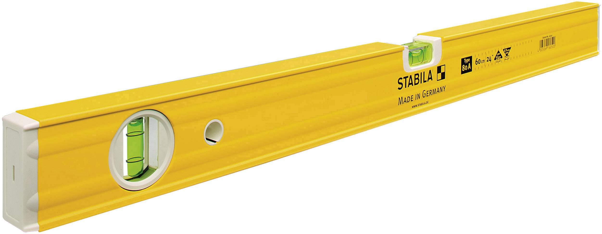 Vodováha Stabila 80 A, 600 mm, 16050