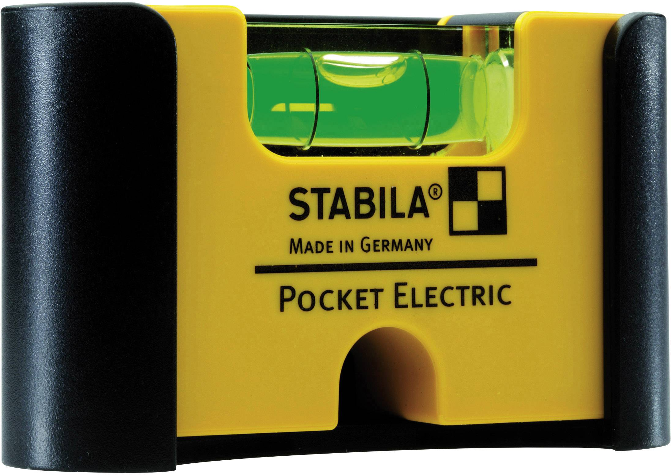 Mini vodováha Stabila Pocket Electric 18115, 7 cm