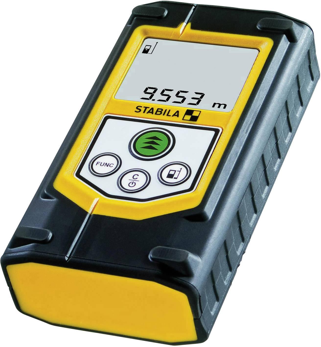 Laserový měřič vzdálenosti Stabila LD320 18379, max. rozsah 60 m