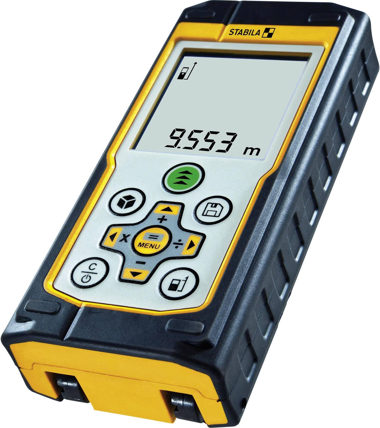 Laserový měřič vzdálenosti Stabila LD420 18378, max. rozsah 80 m