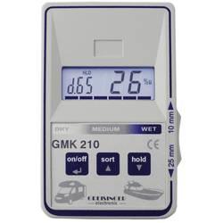 Měřič vlhkosti materiálů Greisinger GMK 210, 600541