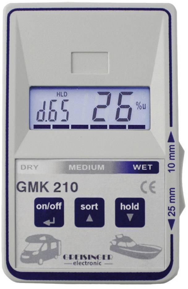 Prístroj na meranie vlhkosti Greisinger GMK 210