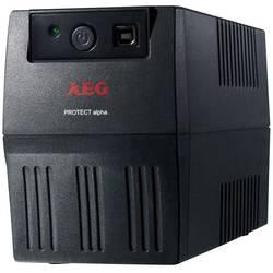 UPS záložní zdroj AEG Power Solutions PROTECT alpha 600, 600 VA