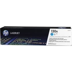 HP toner 130A CF351A originál azurová 1000 Seiten