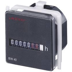 Počítadlo prevádzkových hodín Müller BW4018 24V 60Hz