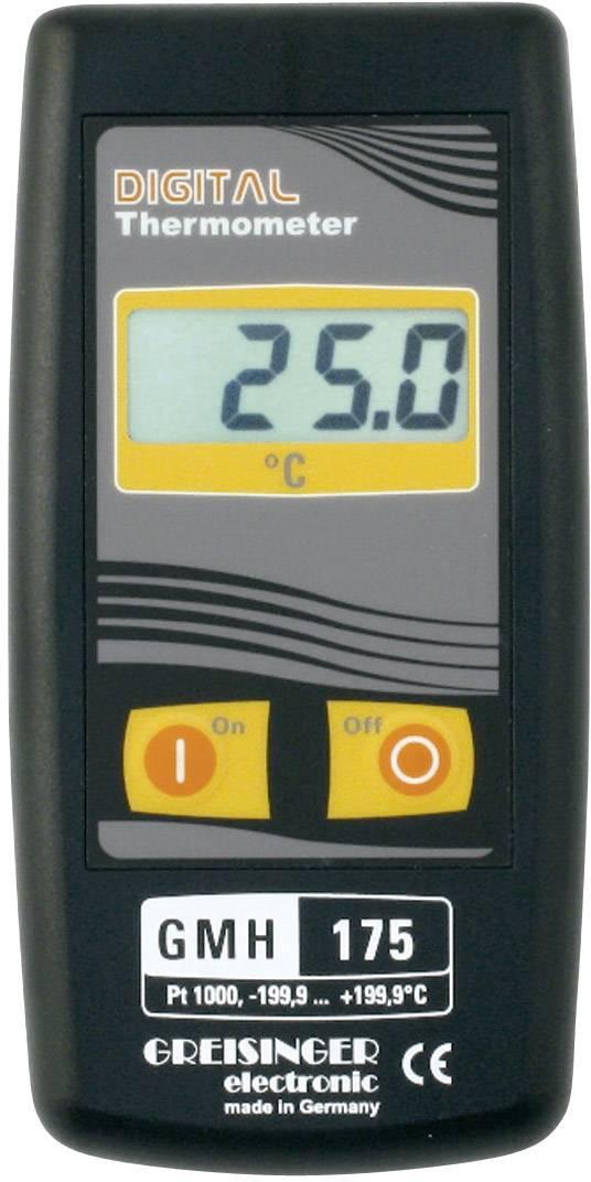 Teplomer Greisinger GMH 175, PT1000, -199,9 až +199,9 °C