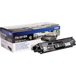 Toner originál Brother TN-321BK černá Maximální rozsah stárnek 2500 Seiten