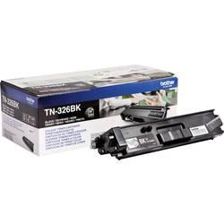 Toner originál Brother TN-326BK černá Maximální rozsah stárnek 4000 Seiten