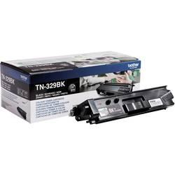 Toner originál Brother TN-329BK černá Maximální rozsah stárnek 6000 Seiten