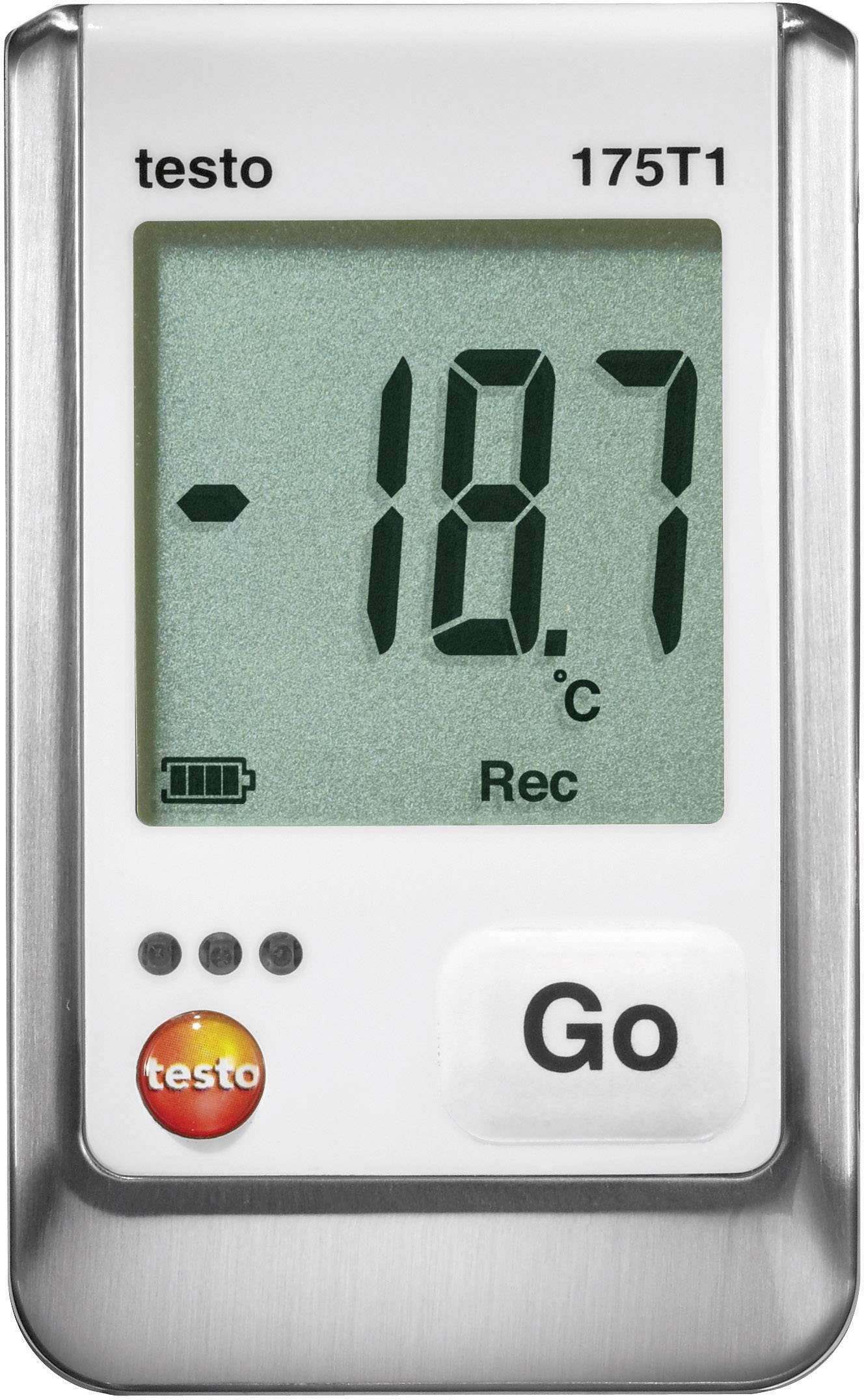 Teplotný datalogger testo 175 T1, -35 až +55 °C