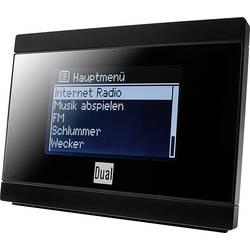Adaptér internetového rádia Dual IR 2A, internetové rádio, černá