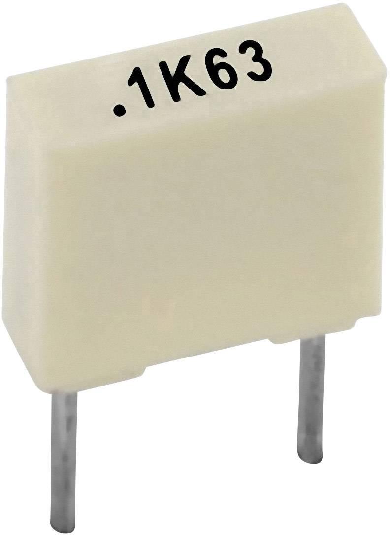Polyesterový kondenzátor Kemet R82EC2470AA60K+ radiálne vývody, 47 nF, 100 V,10 %, 5 mm, (d x š x v) 7.2 x 2.5 mm x 6.5 mm, 1 ks