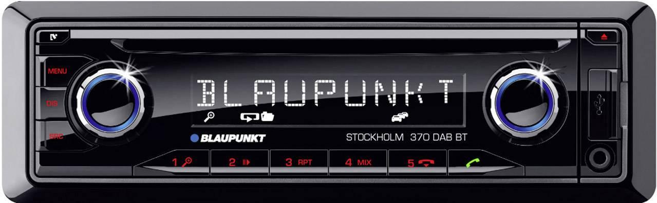Autorádio Blaupunkt Stockholm 370DAB+