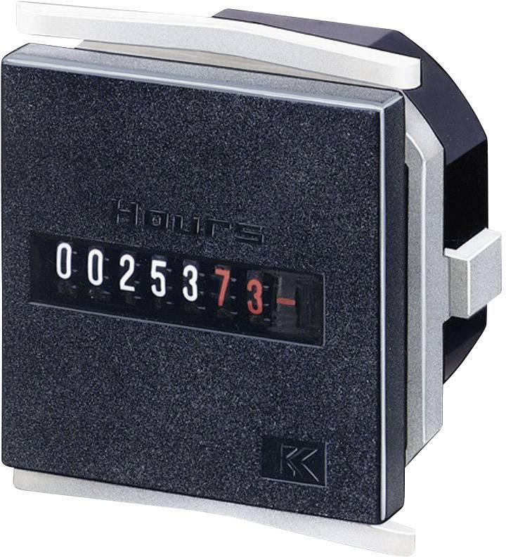 Počítadlo provozních hodin Kübler H 57, 187-264 V/AC