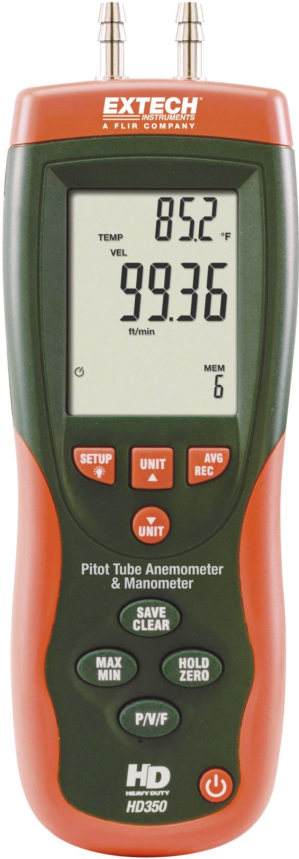 Anemometer Extech HD350, 1- 80.00 m/s