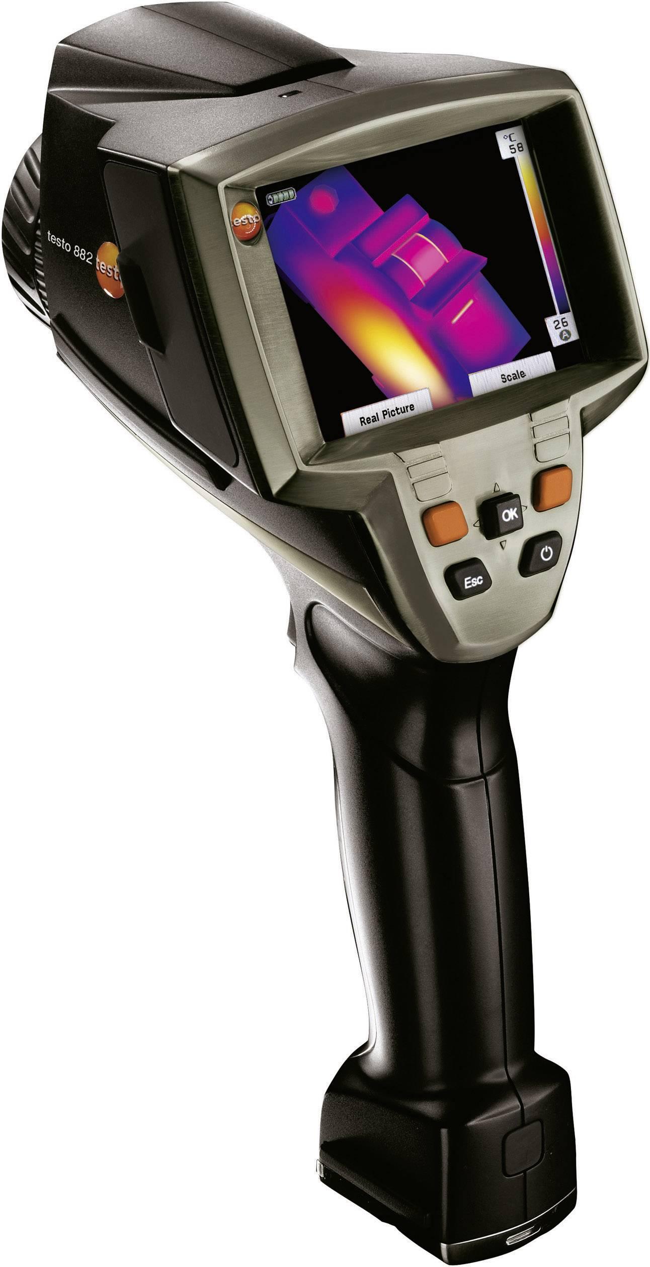 Termálna kamera testo 882 0560 0882 + B1, 320 x 240 pix