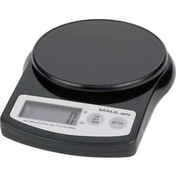 Váha na dopisy Maul MAULalpha 500G Max. váživost 0.5 kg Rozlišení 0.1 g na baterii černá