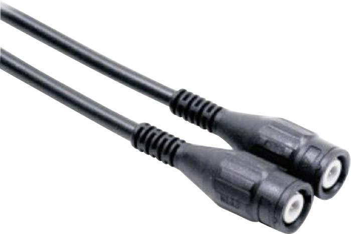 Prepojovací kábel BNC Multicontact XLSS-58, 1m, čierny