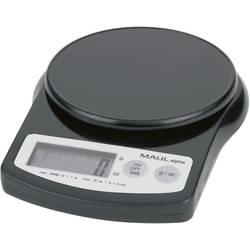 Váha na dopisy Maul MAULalpha 2000G Max. váživost 2 kg Rozlišení 1 g na baterii černá