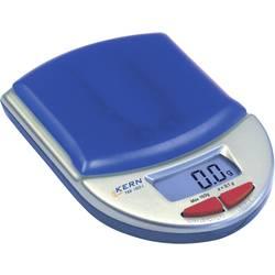 Elektronická kapesní váha KernTEE 150-1, kalibrováno dle ISO