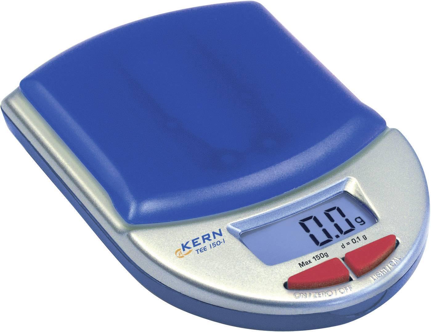 Vrecková váha Kern presnosť 0.1 g