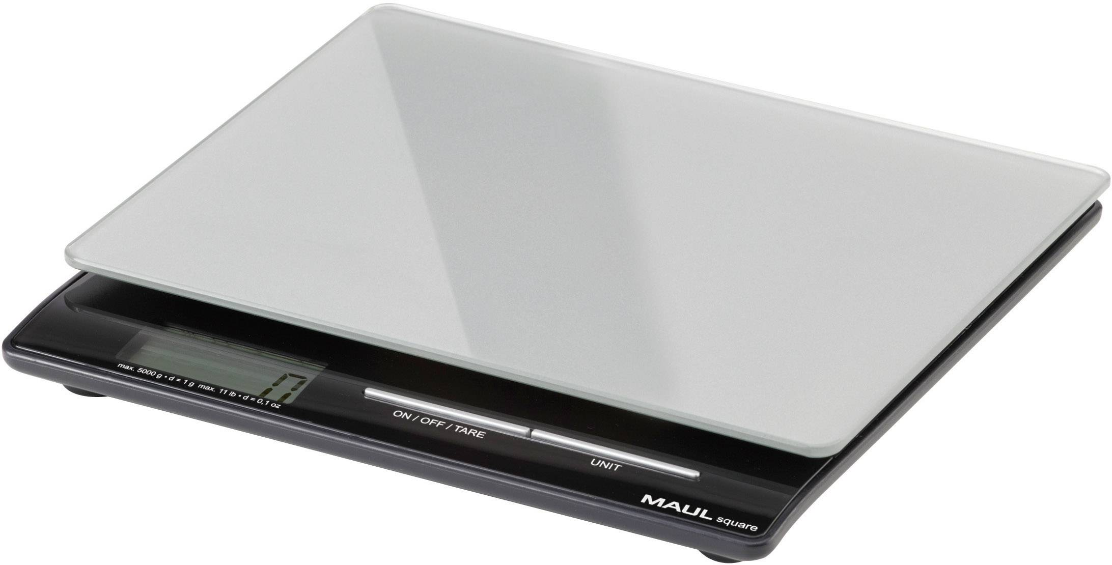 Váha na dopisy Maul, 5 kg, kalibrováno dle ISO