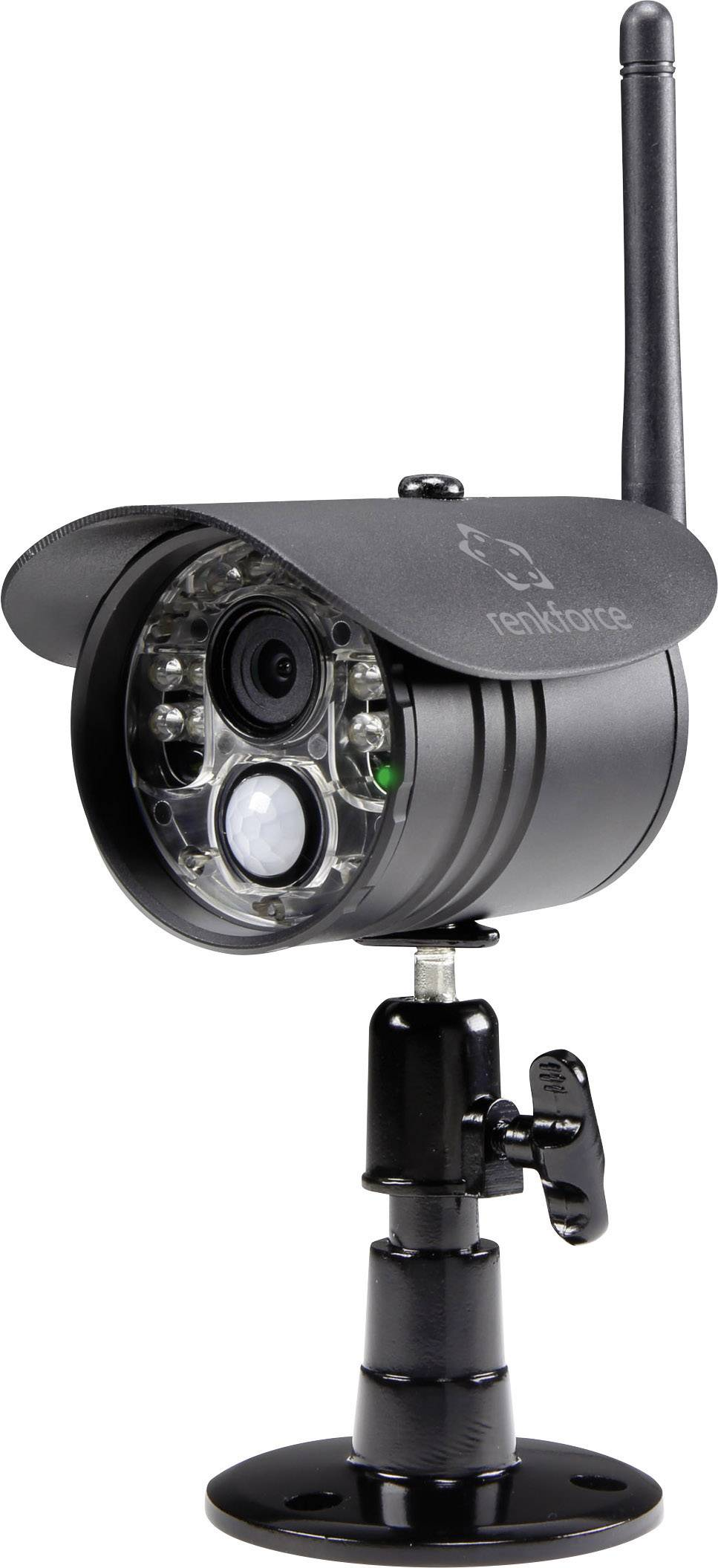 Náhradní bezdrátová kamera s PIR Renkforce pro kamerový systém