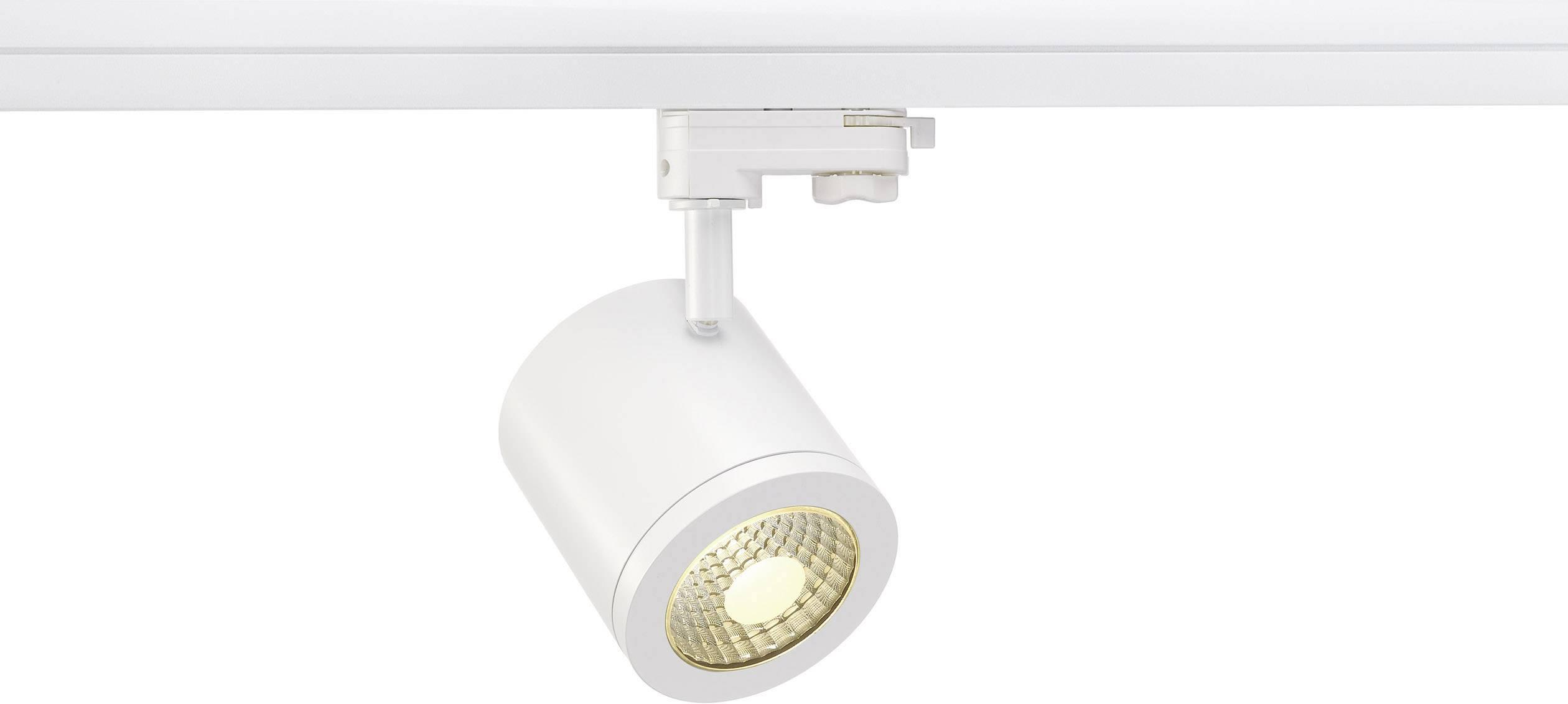Svítidla do lištových systémů (230 V) SLV Enola 152421, 9 W, bílá