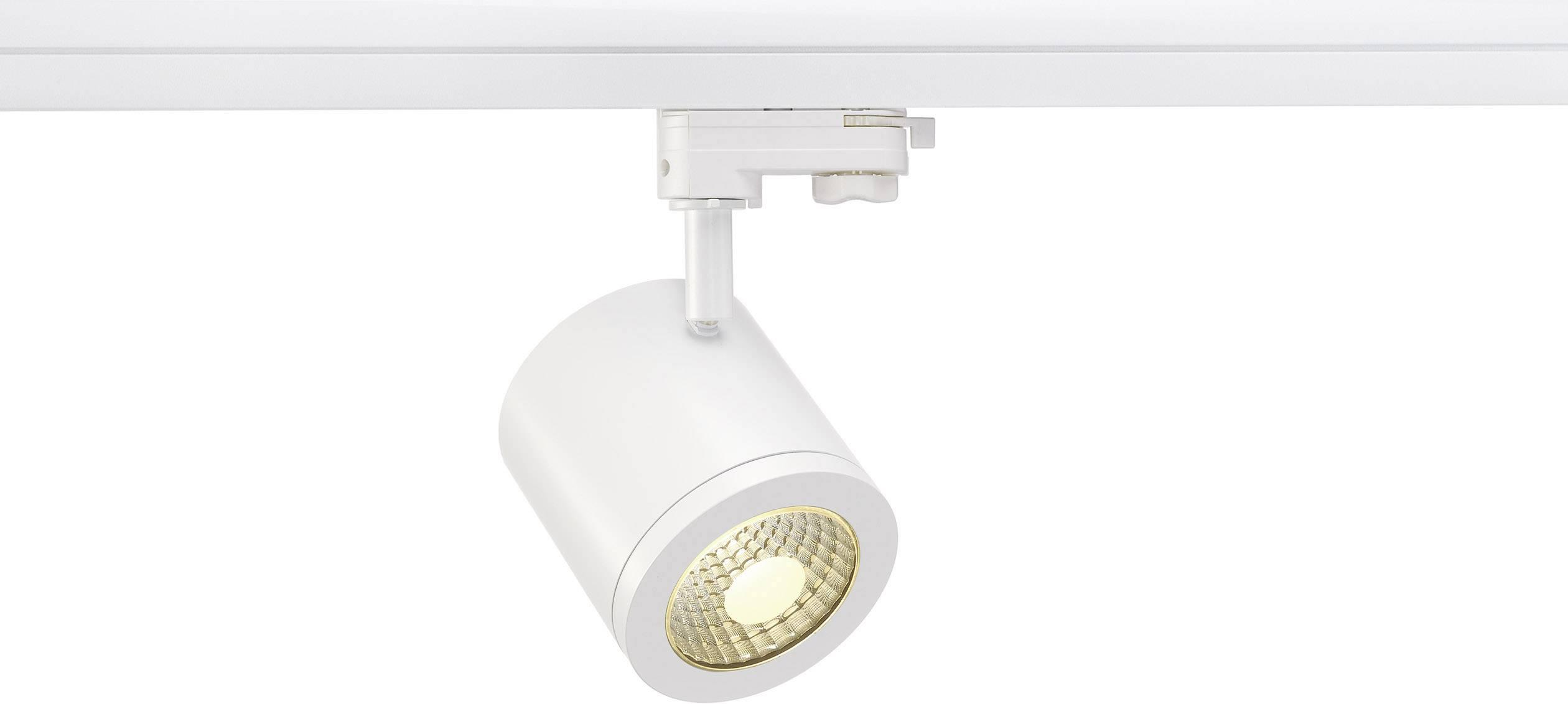 Svítidla do lištových systémů (230 V) SLV Enola 152431, 9 W, bílá